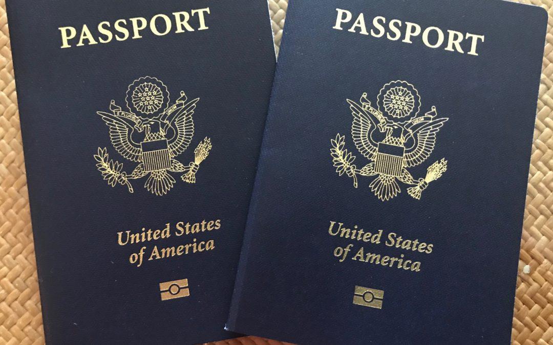 Passport Panic