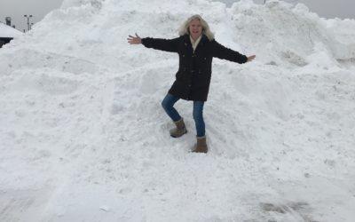 So Much Snow!